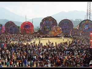 The Giant Kite Festival