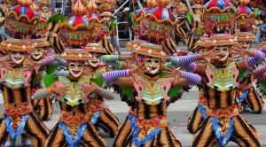 Masskara Festival Bacolod, the City of Smiles