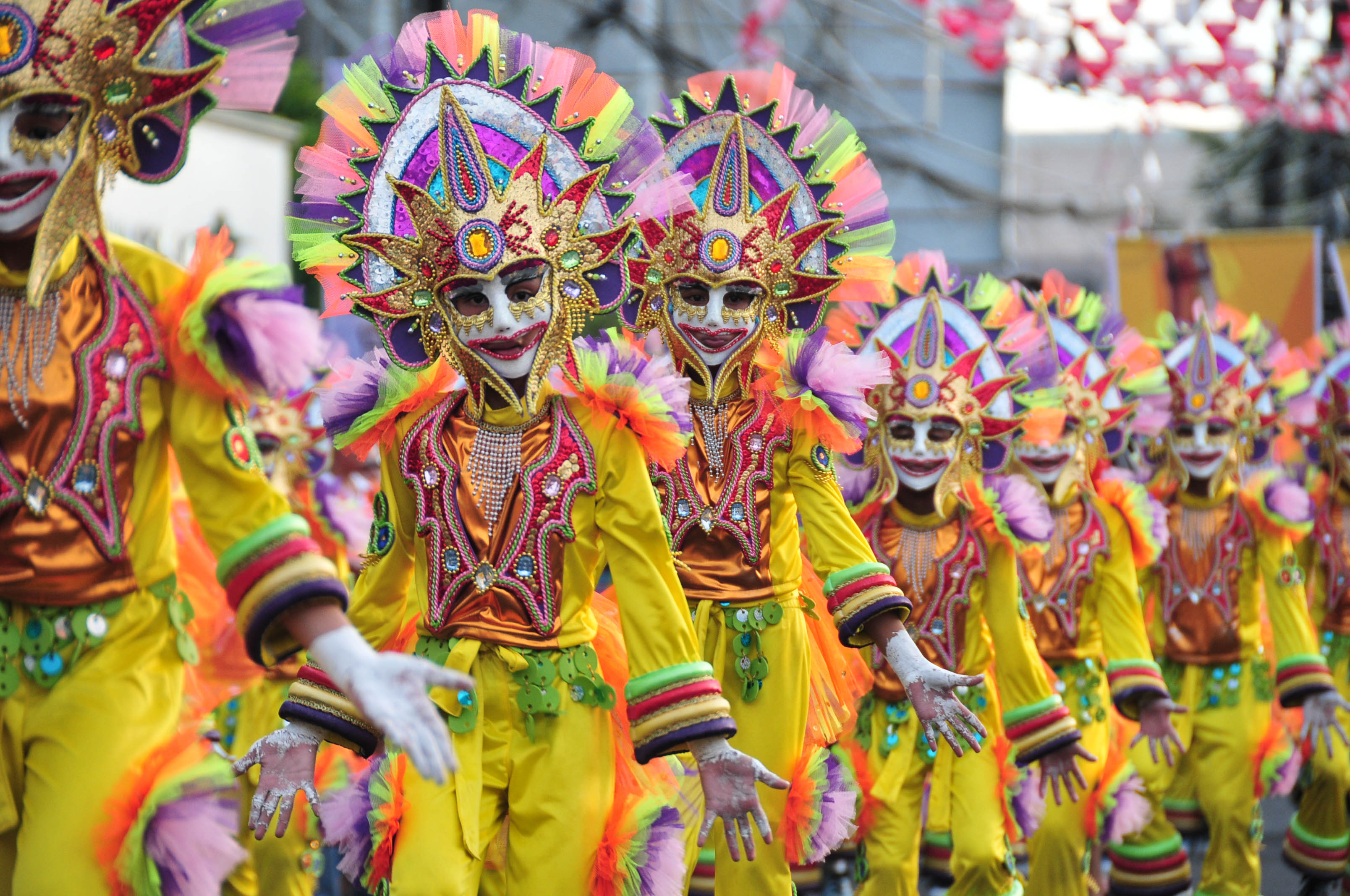 Image result for masskara festivals