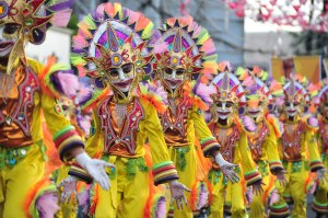 Masskara Festival City of Smiles, Bacolod