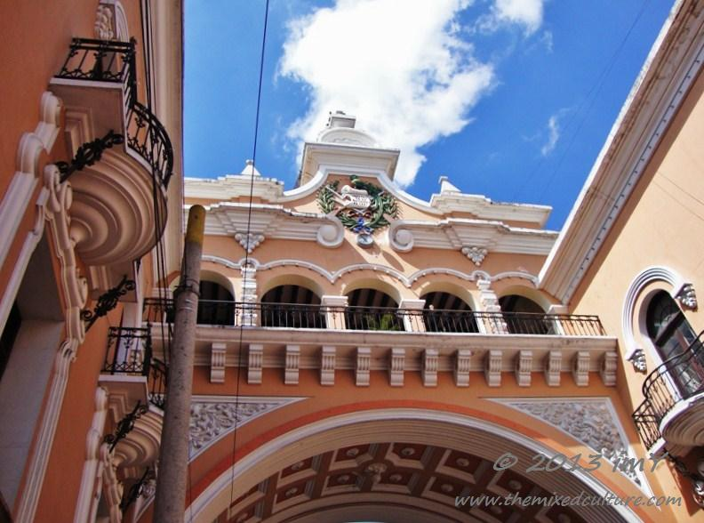 Edificio de Coreos Central (Post Office) de Guatemala