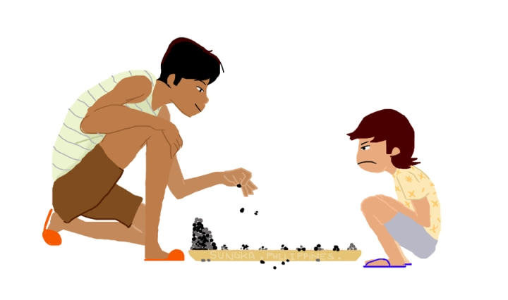 Sungka -Traditional Filipino Game