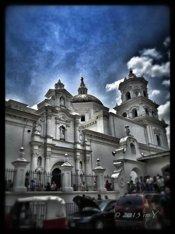 Esquipulas Basilica
