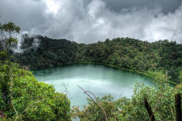 Laguna de Chicabal/Mayan sacred site