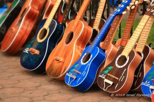 Cebu's handcrafted guitars