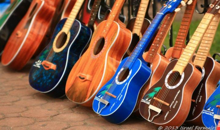 Cebu's handcrafted guitars