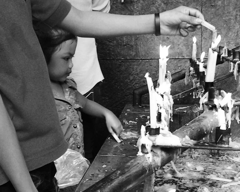 Prayers for Filipinos affected by Yolanda