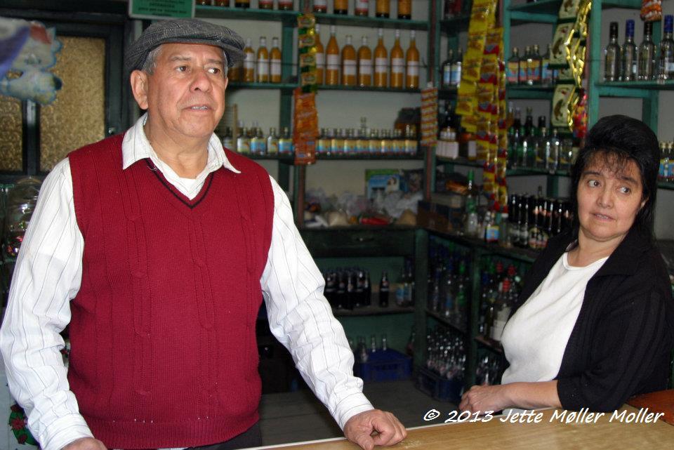 Rompopo: Salcajá, Quetzaltenango, Guatemala