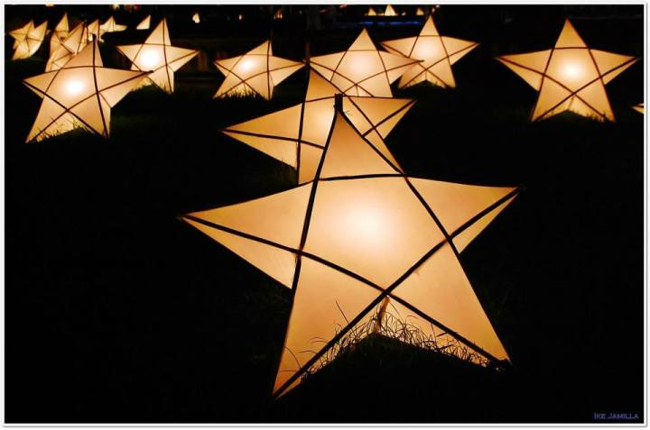 Parol Christmas lantern