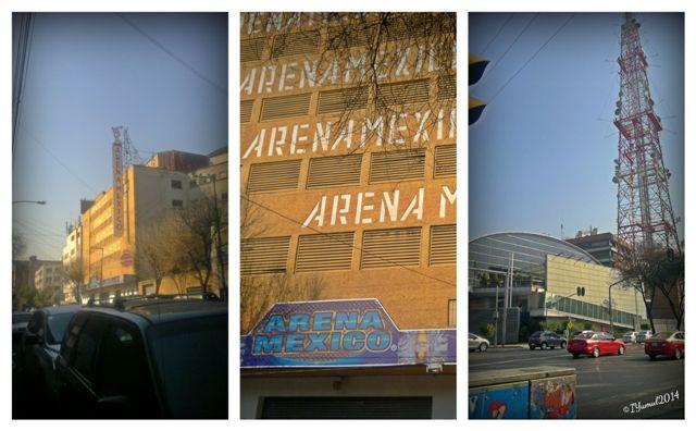 Arena Mexico, lucha libre, Mexico City, travel