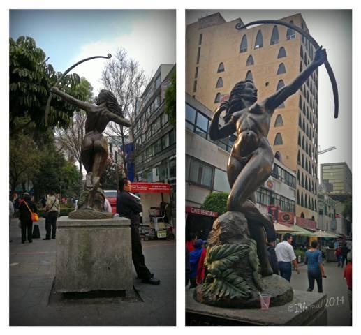 Mexico City, travel